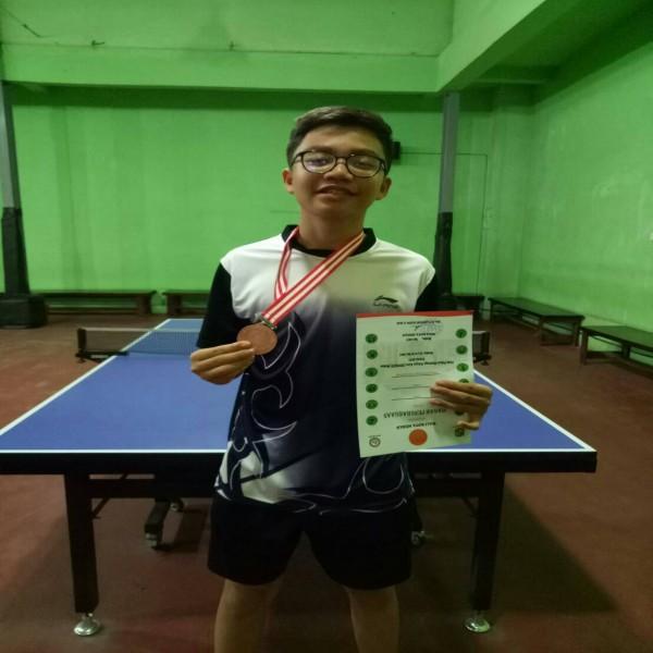 Siswa SMA Namira Raih Medali Perunggu Pada POPKOT Medan 2017