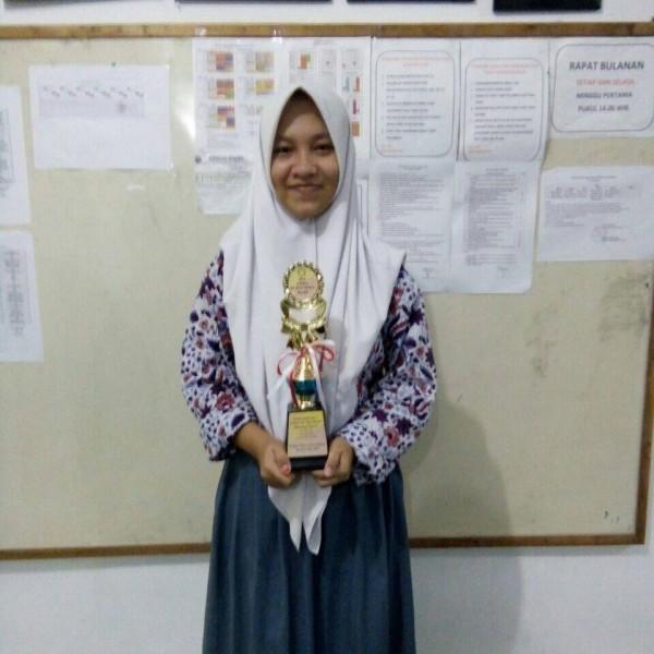 Siswa SMA Namira Raih Juara III Badminton di STIKES RS. Haji Medan