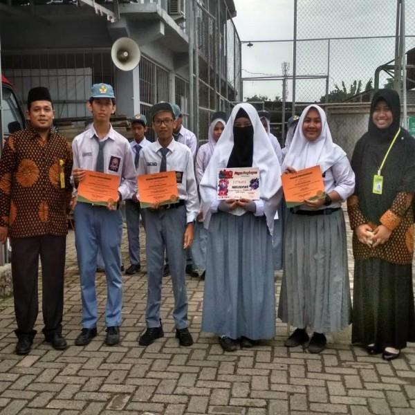 Siswa SMA Namira Berhasil Raih Harapan III Singing Contest