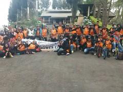 Sekolah Namira launching Club Gowes