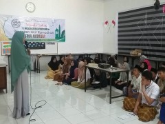 Pesantren Kilat Ramadhan : Meningkatkan Kualitas Iman dan Taqwa Siswa