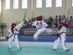 Siswa SMA Namira Raih Medali Perunggu Kejuaraan Tarung Derajat Tingkat Sumatera Utara