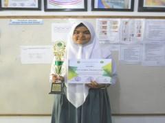 Siswa SMA Namira Berhasil Raih Juara II Singing Contest pada Language Expo 2018