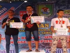 Siswa SMA Namira (M. Aziiz Sukani) Raih Juara II Renang pada kejuaraan PGSO Sergai