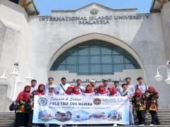 Siswa SMA Study Tour Ke Universitas Islam Antarbangsa Malaysia