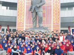 Edu Tour SMA Namira : Kunjungi GAN dan Museum Jamin Ginting