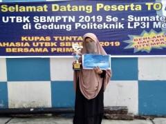 Siswa SMA Namira Raih Peringkat II Try Out UTBK SMBPTN 2019 di LP3I