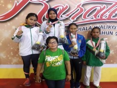 Siswa SMA Namira  (Lagi) Raih Juara I Karate