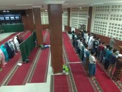 Malam Ibadah SMA Namira : Tahajjud Bareng