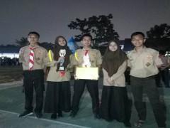 Pramuka SMA Namira Raih Juara II Hasta Karya pada Kegiatan SIGAP 1 2019
