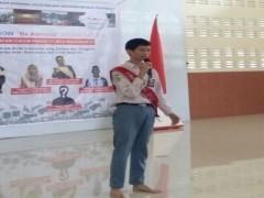 M. Yusuf Ghufran Finalis Indonesia Youth Icon-IV dari SMA Namira
